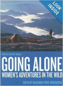 Going Alone - Women's Adventures in the Wild